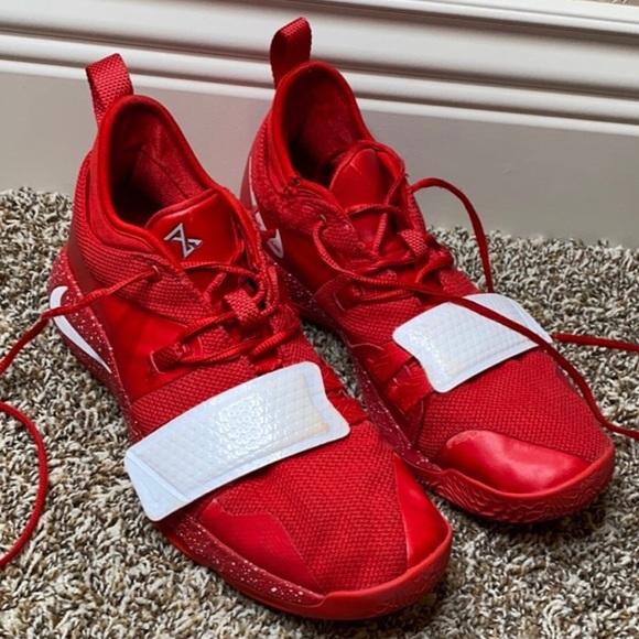 Nike Shoes | Nike Pg 25 University Red